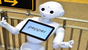 Capital Bank signs Proven Solution to deploy humanoid robot 'Pepper'