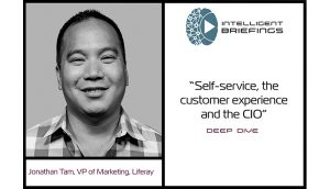 Liferay expert on self-service, the customer experience and the CIO