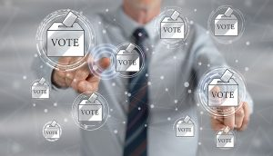 Hart and Microsoft announce partnership to make elections more secure