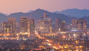 NTT to build seventh US data center campus in Phoenix