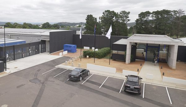 Macquarie launches Canberra data centre to manage classified government workloads